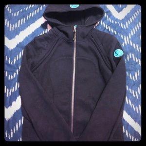 Scuba Zip Up hoodie